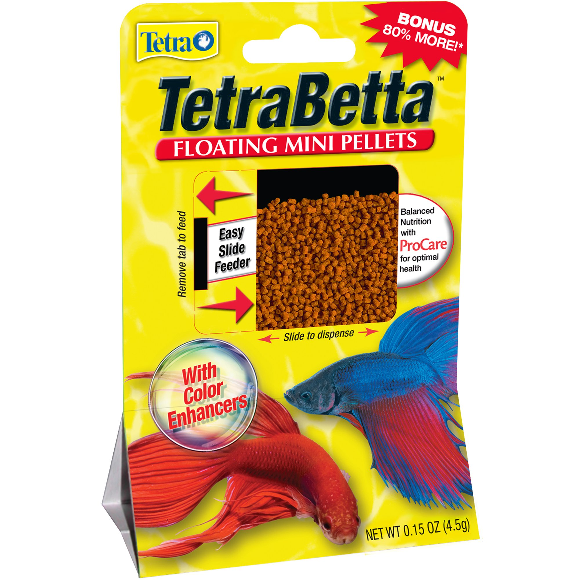 1017096 TETRA BETTA MINI PELLETS x 4.5grs