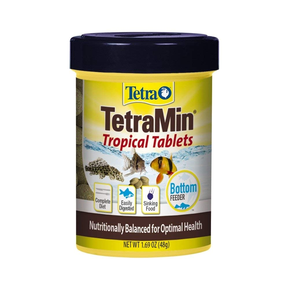 1017103 TETRA 103 MIN TABLETA TROPICAL x 160 un